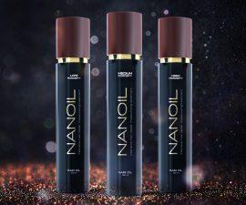 Nanoil hårolie – exceptionel og lavet til dig